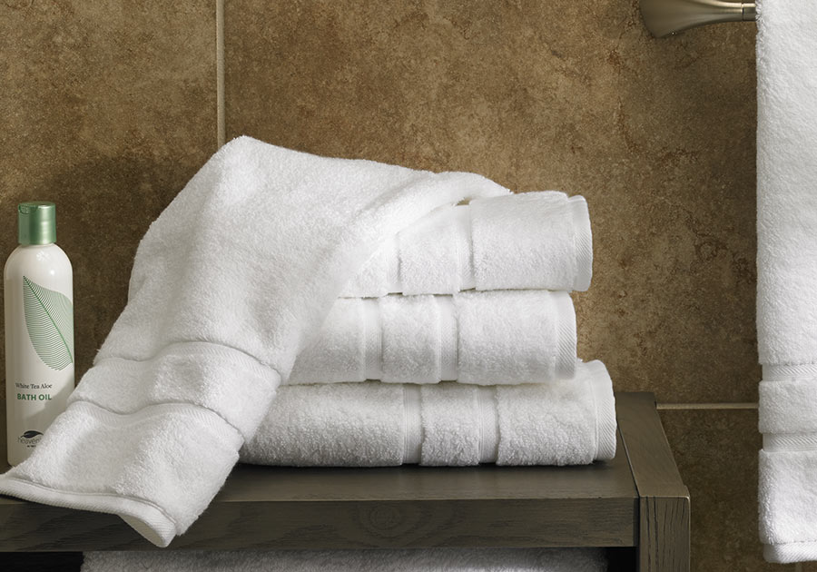 Hand towel westin hotel store for Bathroom hand towels