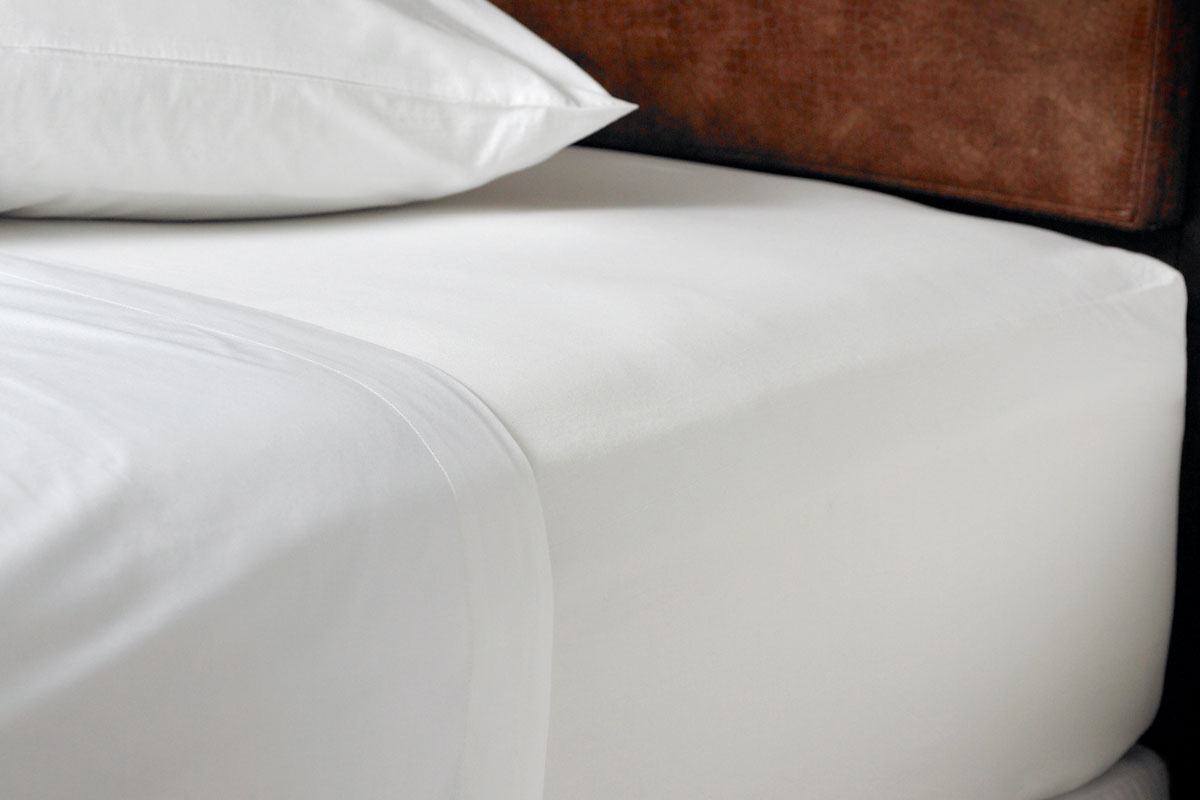 hotel fitted sheet